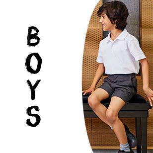 Boys - Vale Schoolwear