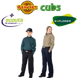 Scouts - Vale Schoolwear
