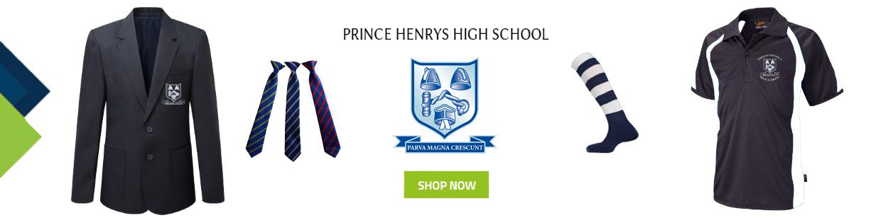 Prince Henry's Uniform
