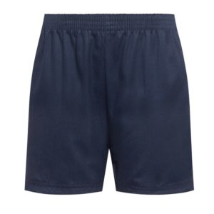 Classic Sport Short Navy (Brushed Polycotton)