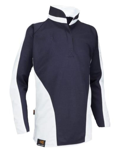 Falcon Sportswear Panelled Rugby Shirt