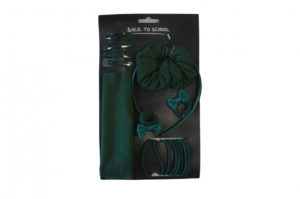 Back To School Hair Accessories Green
