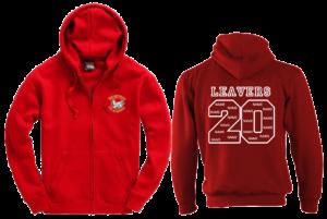 Bengeworth Academy Leavers Zip Hoodie
