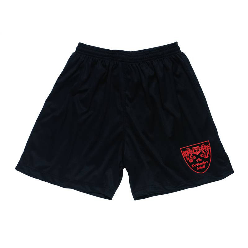 The De Montfort School Sports Shorts
