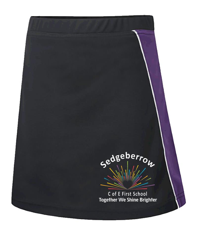 Sedgeberrow Girls Sports Skort