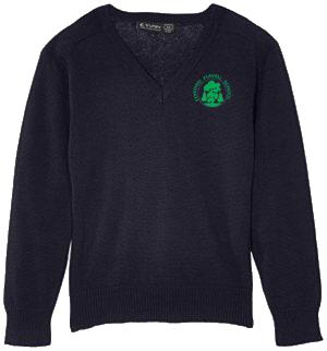 Flyford Flavell V Neck Jumper (Years 5-6)