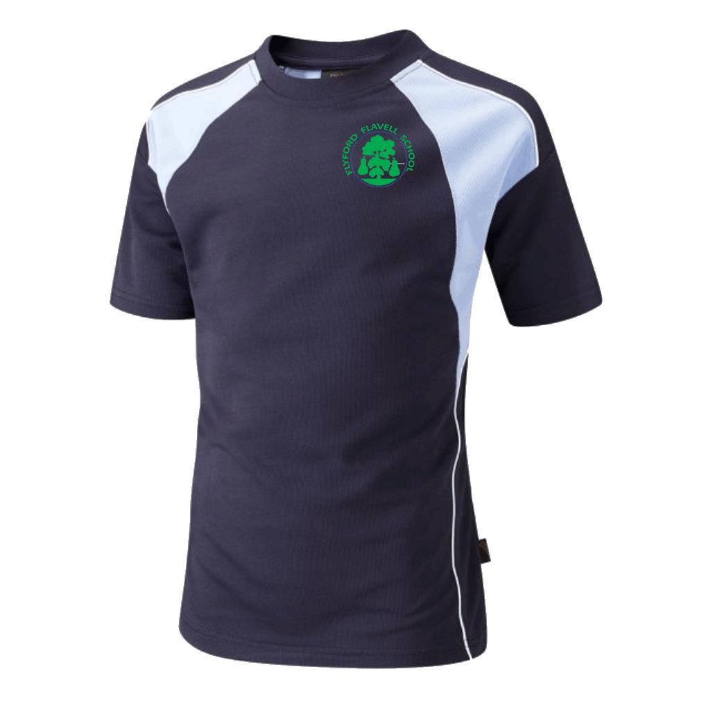 Flyford Flavell PE T-Shirt (Year 5-6)