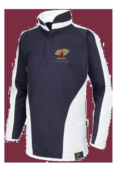 St Nicholas Rugby Shirt