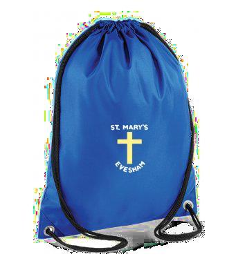 St Mary's Evesham PE Bag