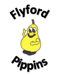 Flyford Pippins logo